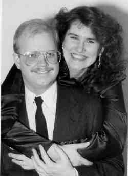 [Bob and Peggy Schroeck in 1990]