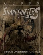 [GURPS Shapeshifters Cover]